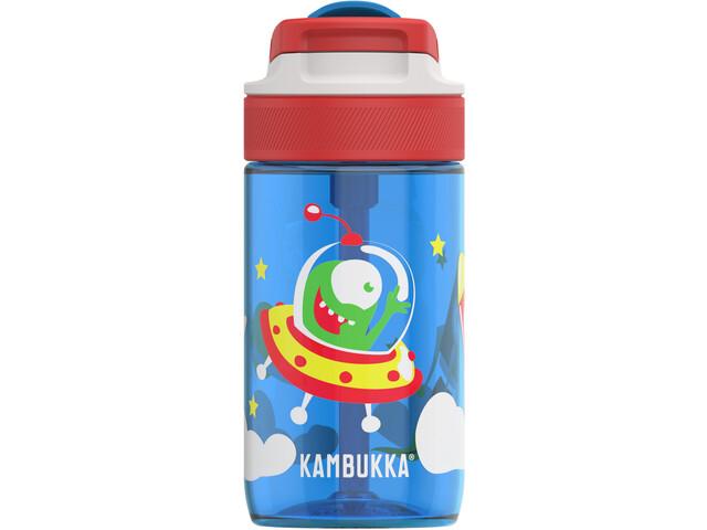 Kambukka Lagoon Bottle 400ml Kids, happy alien